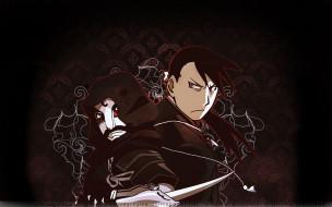 аниме, fullmetal, alchemist