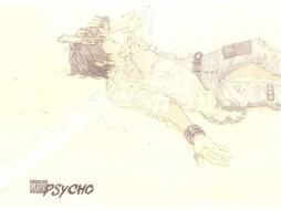аниме, mpd, psycho