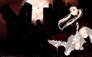 аниме, dance, in, the, vampire, bund