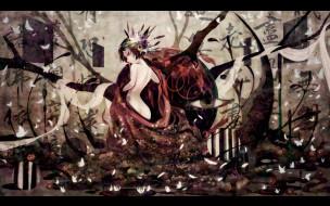 аниме, angels, demons