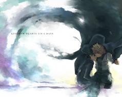 аниме, kingdom, hearts