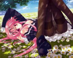 аниме, garden