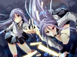 Angel  Beats обои для рабочего стола 1152x864 angel, beats, аниме