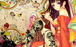 аниме, canvas