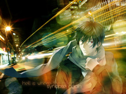 аниме, psychic, detective, yakumo