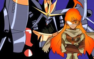 аниме, gunbuster