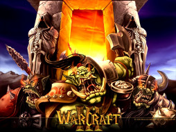warcraft, iii, видео, игры, reign, of, chaos