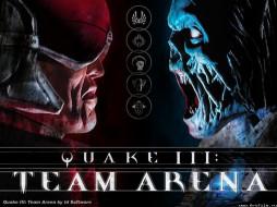 quake, iii, arena, видео, игры