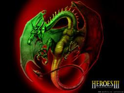 вивейрн, герои, видео, игры, heroes, of, might, and, magic, iii