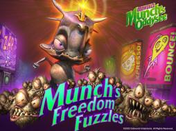 oddworld, munchs, oddysee, видео, игры