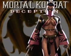 mortal, kombat, deception, видео, игры