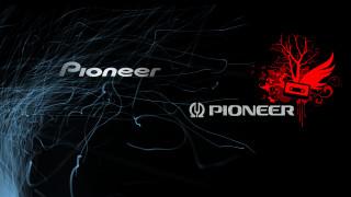 бренды, pioneer, кассета, логотип