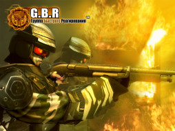 G.B.R: The Fast Response Group обои для рабочего стола 1600x1200 the, fast, response, group, видео, игры