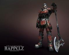 Rappelz обои для рабочего стола 1280x1024 rappelz, видео, игры