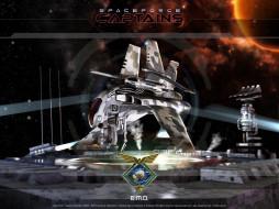 Space Force: Captains обои для рабочего стола 1600x1200 space, force, captains, видео, игры, spaceforce