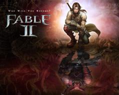 Fable 2 обои для рабочего стола 1280x1024 fable, видео, игры