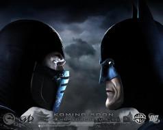 Mortal Kombat vs. DC Universe обои для рабочего стола 1280x1024 mortal, kombat, vs, dc, universe, видео, игры