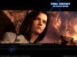 final, fantasy, тhe, spirits, within, видео, игры, the