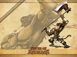 gates, of, andaron, видео, игры