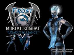 Mortal Kombat обои для рабочего стола 1024x768 mortal, kombat, видео, игры, deadly, alliance