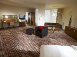 обои для рабочего стола 3000x2250 интерьер, гостиная, телевизор, лампа, диван, кресло