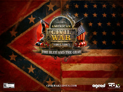 ageod's, american, civil, war, 1861, 1865, the, blue, and, gray, видео, игры