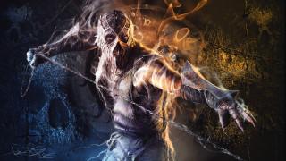 Mortal Kombat 9 обои для рабочего стола 1920x1080 mortal, kombat, видео, игры, 2011, smoke