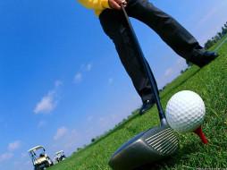 гольф, спорт