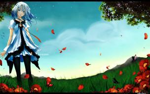 аниме, beatless, lacia