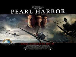 перл, харбор, кино, фильмы, pearl, harbor, самолеты, война, бомбежка, афлек, бекинсейл, небо