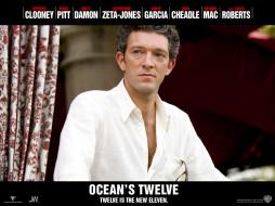 венсан, касель, кино, фильмы, ocean`s, twelve