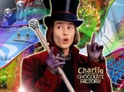 Чарли и шоколадная фабрика обои для рабочего стола 1024x768 Чарли, шоколадная, фабрика, кино, фильмы, charlie, and, the, chocolate, factory