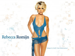 Rebecca Romijn, девушки