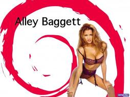 Alley Baggett, девушки