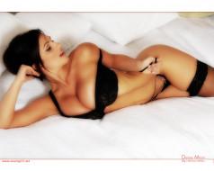 Denise Milani, девушки