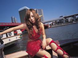 Jun Natsukawa, девушки