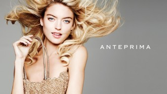 бренды, anteprima, блондинка