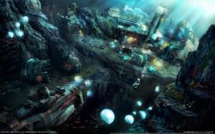 anno, 2070, deep, ocean, видео, игры, атлантида