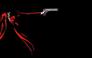 хеллсинг, аниме, hellsing, пушка, herushingu