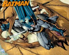 Batman обои для рабочего стола 1280x1024 batman, рисованные, комиксы