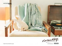 nintendogs обои для рабочего стола 1024x768 nintendogs, бренды, nintendo