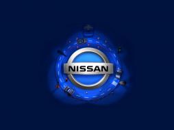 Nissan обои для рабочего стола 1024x768 nissan, бренды, авто, мото