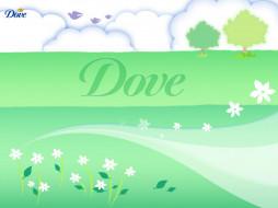 бренды, dove