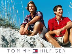 бренды, tommy, hilfiger