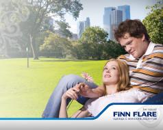 бренды, finn, flare