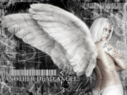 фэнтези, ангелы