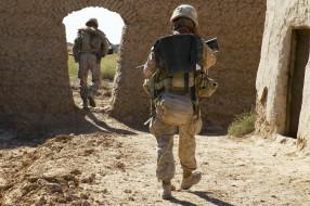 обои для рабочего стола 3041x2027 оружие, армия, спецназ