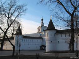москва, спасо, андронников, монастырь, города, россия