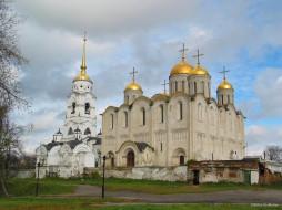 владимир, города, православные, церкви, монастыри