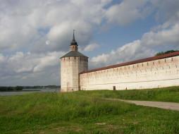 кириллов, города, исторические, архитектурные, памятники